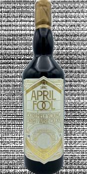 April Fool 30-year-old TWEx