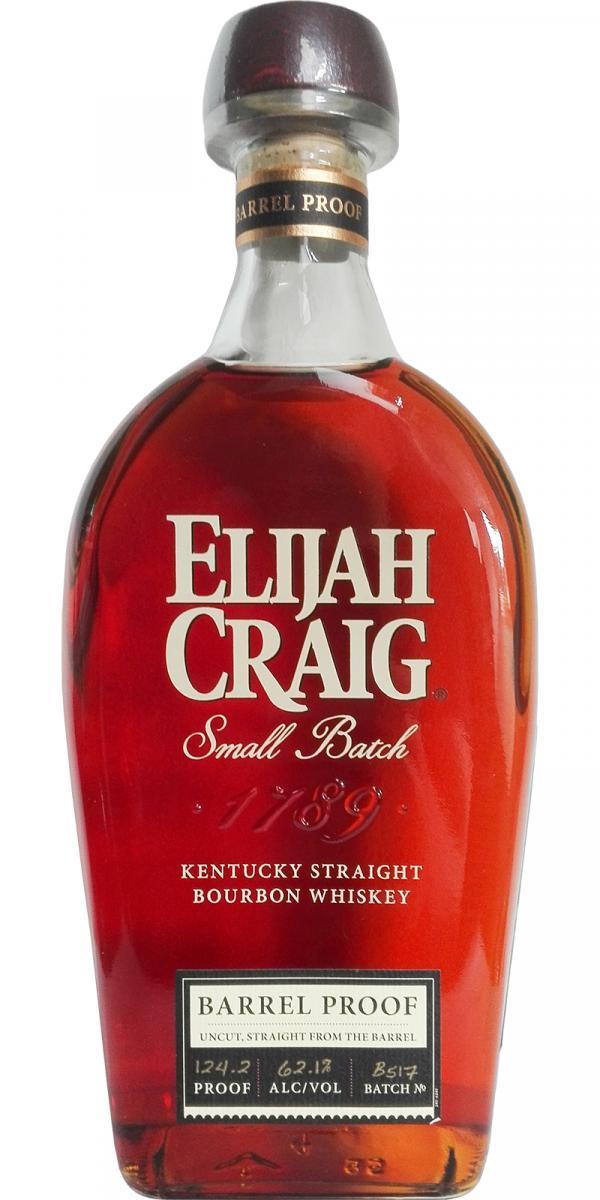 Elijah Craig Barrel Proof - Release #14