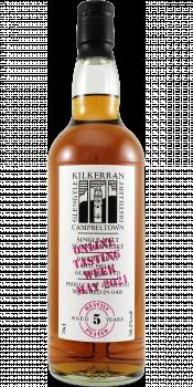 Kilkerran 05-year-old Heavily Peated