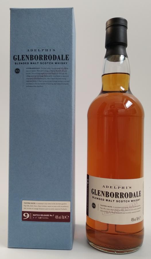 Glenborrodale 09-year-old AD
