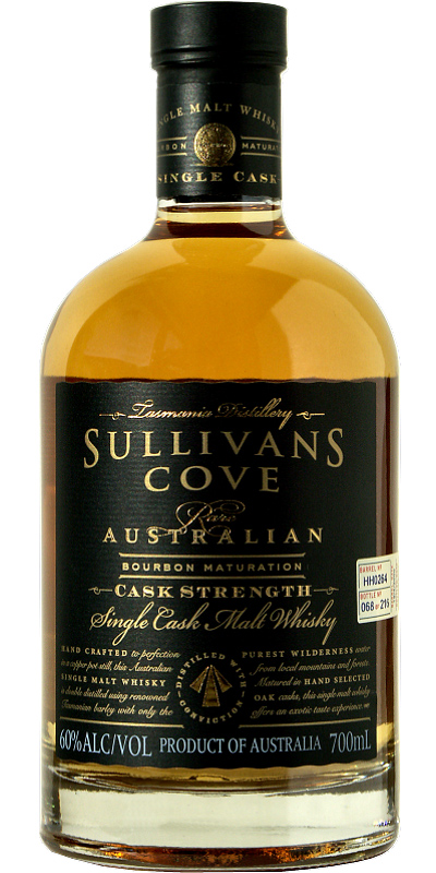 Sullivans Cove Bourbon Maturation