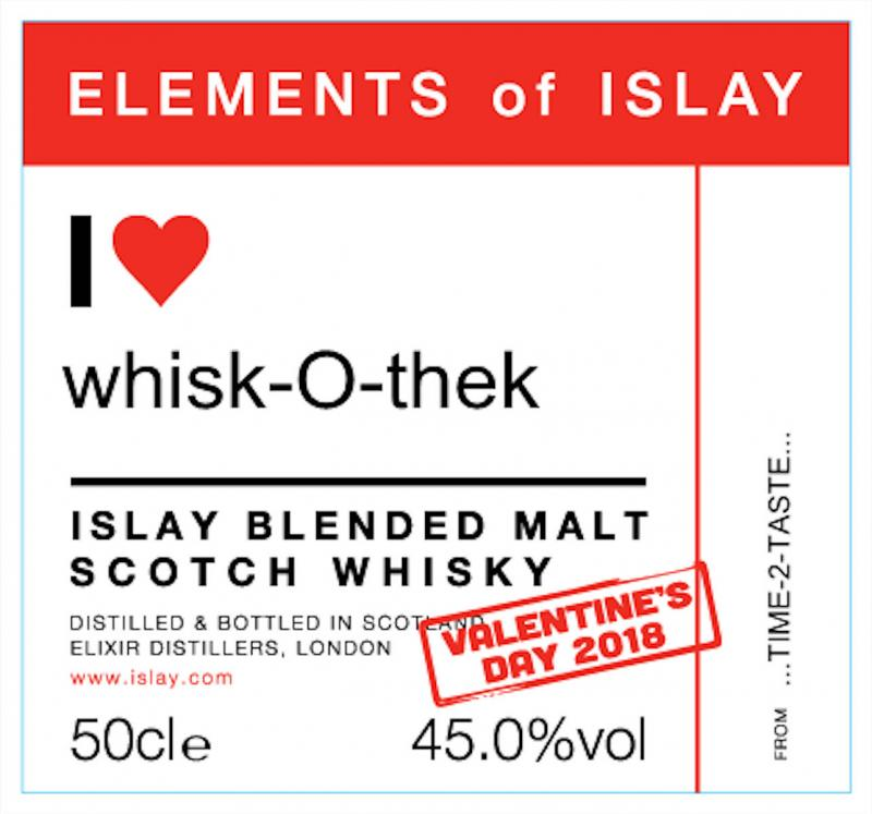 Peat Islay Blended Malt Scotch Whisky ElD