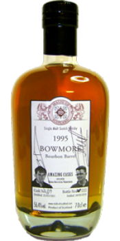 Bowmore 1995 MoS