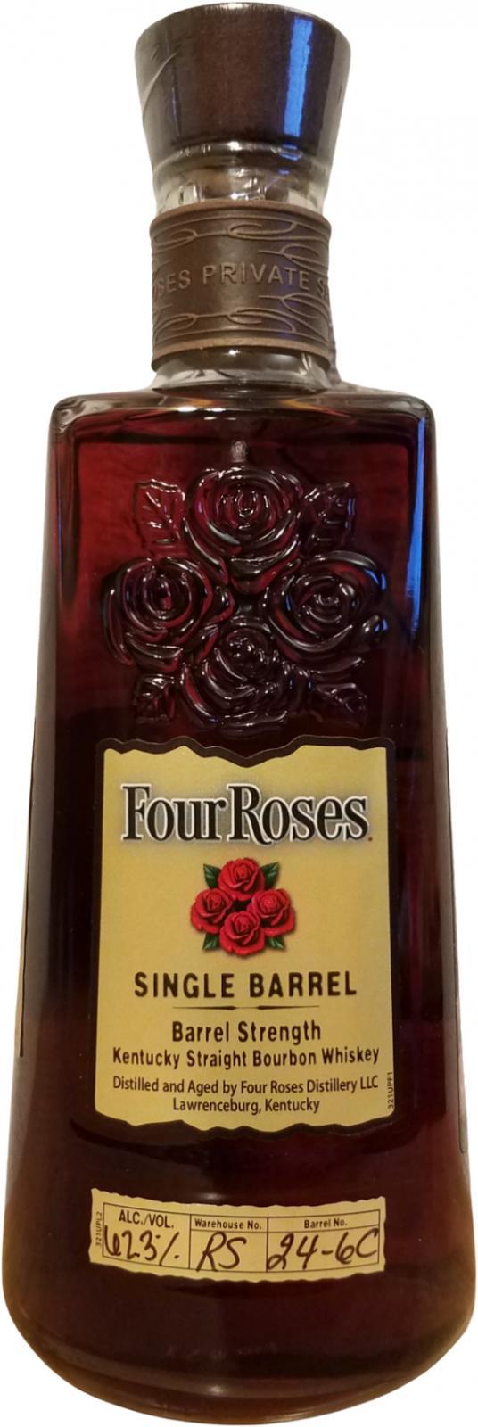 Four Roses SIngle Barrel Select