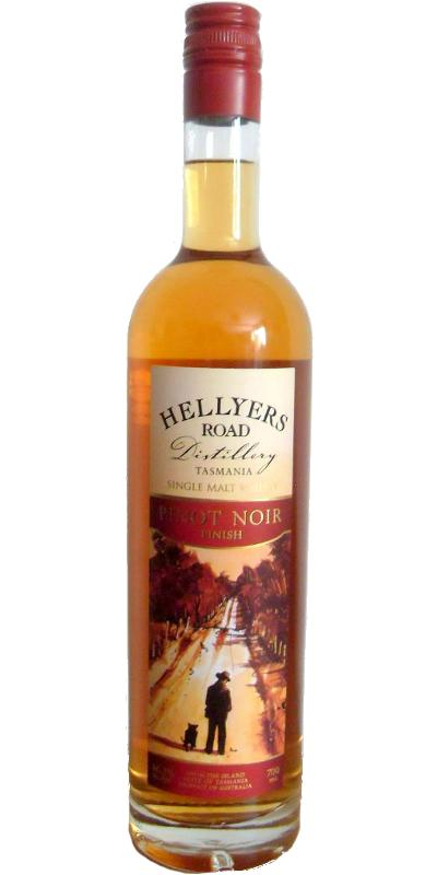 Hellyers Road Pinot Noir Finish