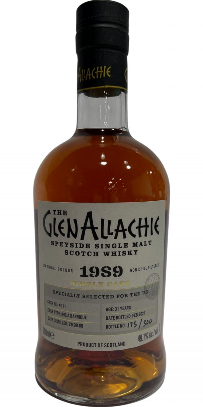 Glenallachie 1989