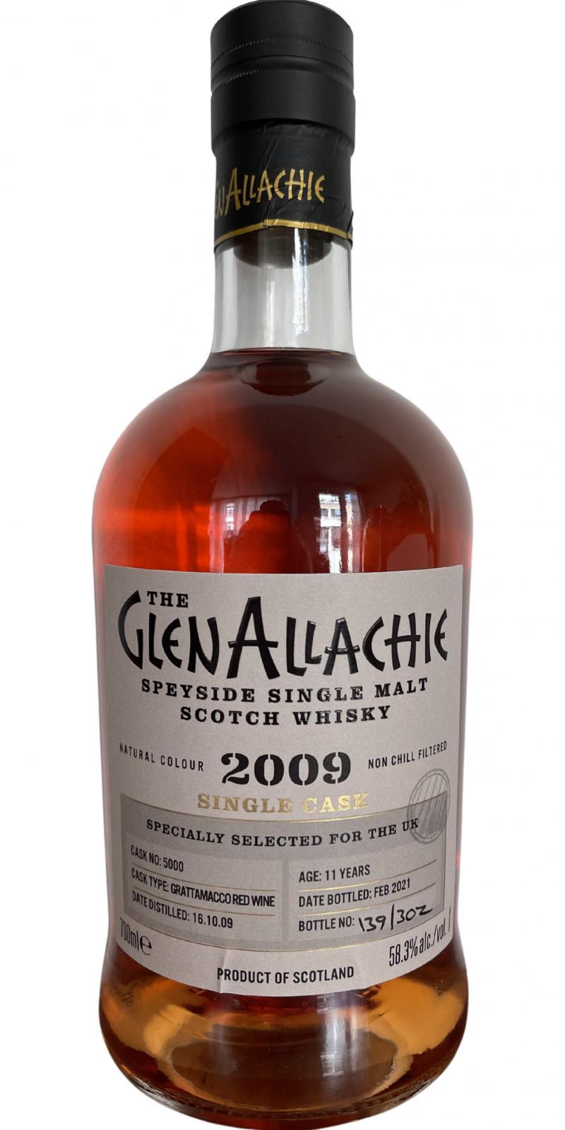 Glenallachie 2009