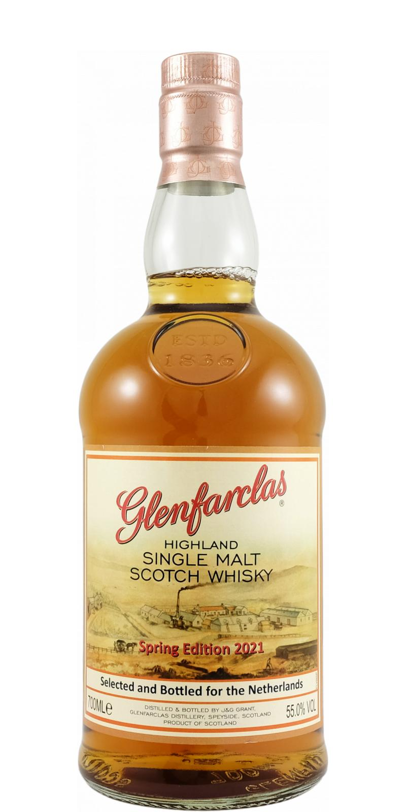 Glenfarclas Spring Edition 2021