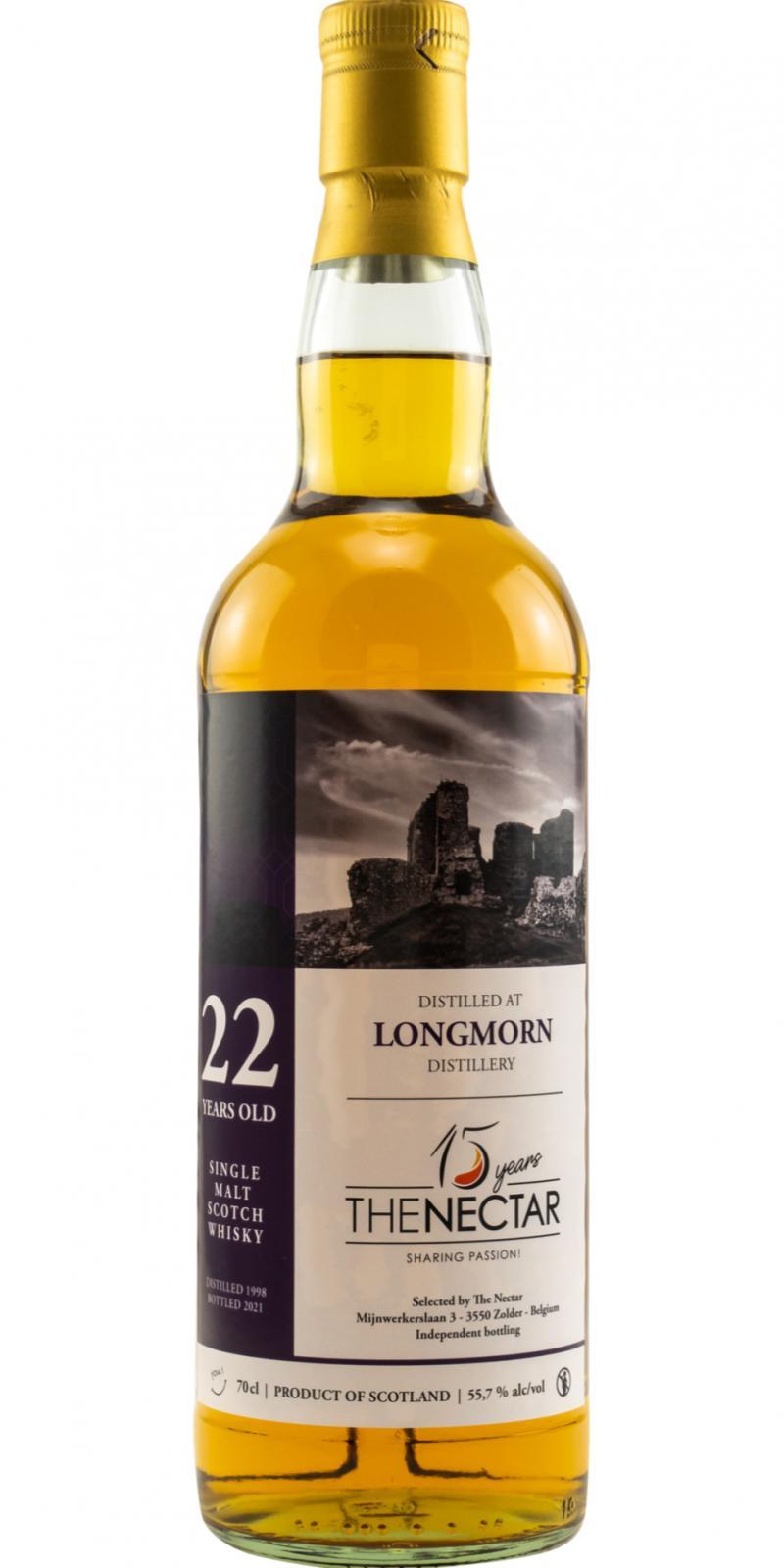 Longmorn 1998 DD