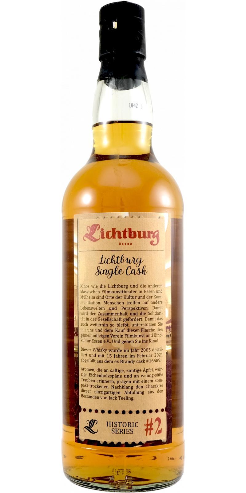 Single Malt Irish Whiskey 15-year-old RK