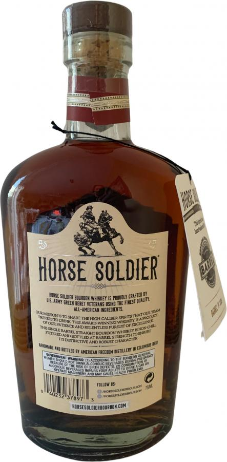 Horse Soldier 13-year-old