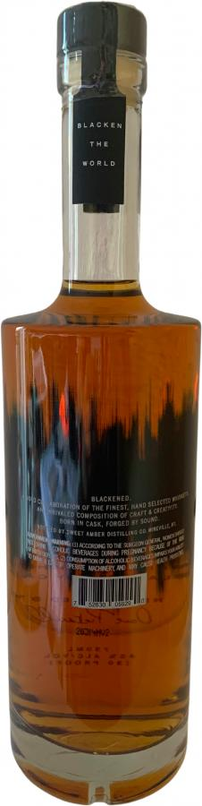 Blackened Batch 108