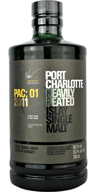 Port Charlotte PAC: 01 2011