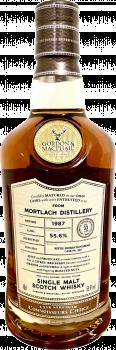 Mortlach 1987 GM