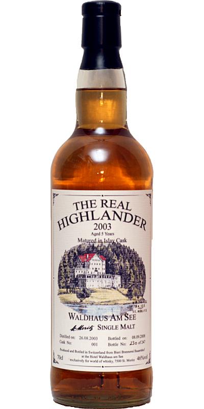 Bieri Brennerei Bauernhof The Real Highlander UD