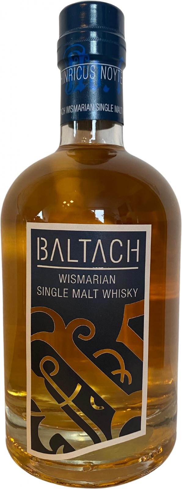 Baltach Wismarian Single Malt Whisky