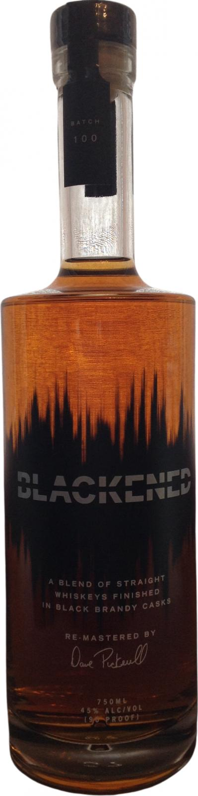 Blackened Batch 100