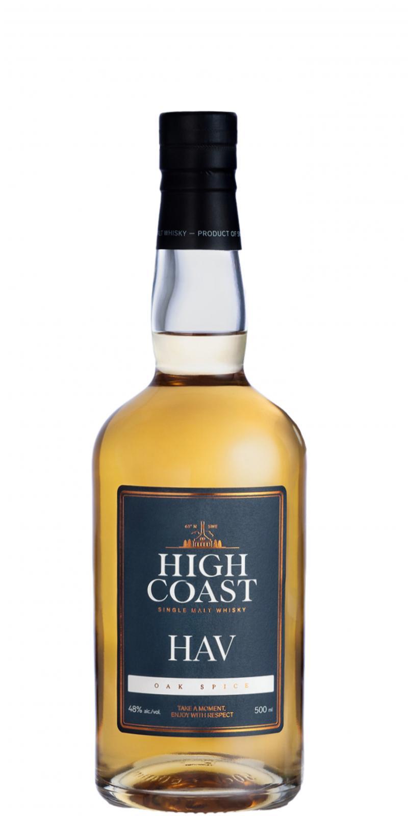 High Coast Hav - Oak Spice