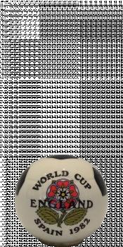 Beneagles World Cup England Spain 1982
