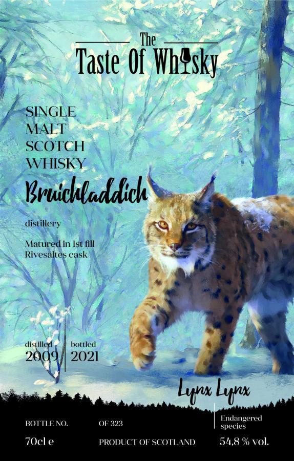 Bruichladdich 2009 TTOW