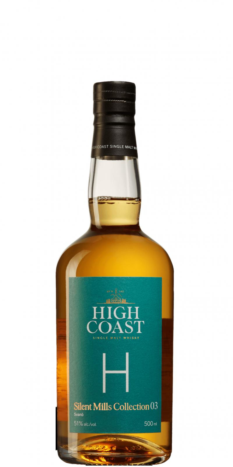 High Coast Silent Mills Collection 03