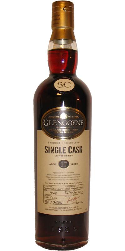 Glengoyne 1990 Amontillado