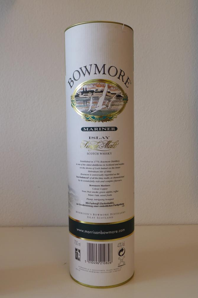 Bowmore Mariner