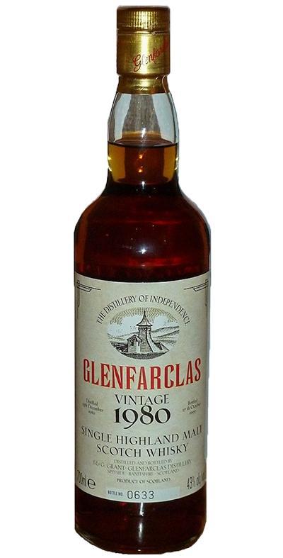Glenfarclas 1980 Vintage