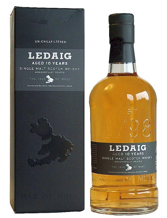 Ledaig 10-year-old