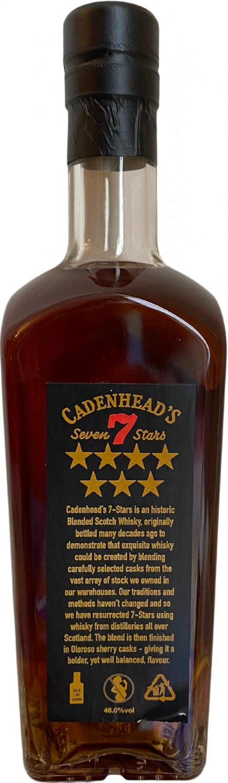 Cadenheads 7 Stars