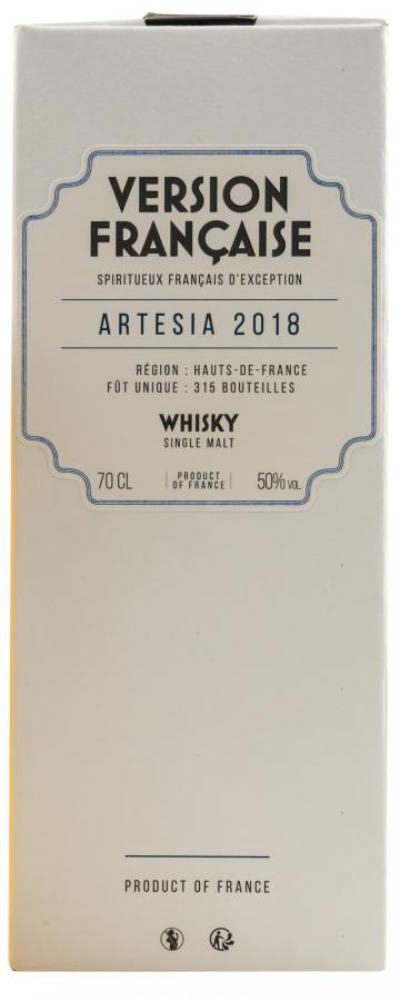 Artesia 2018 LMDW