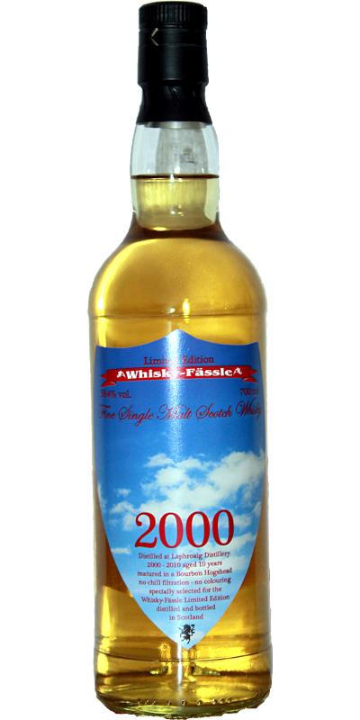 Laphroaig 2000 W-F