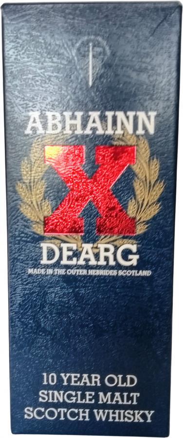 Abhainn Dearg 10-year-old