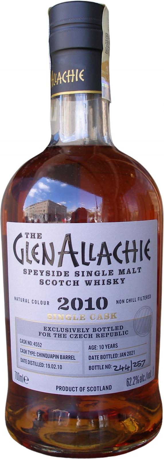 Glenallachie 2010