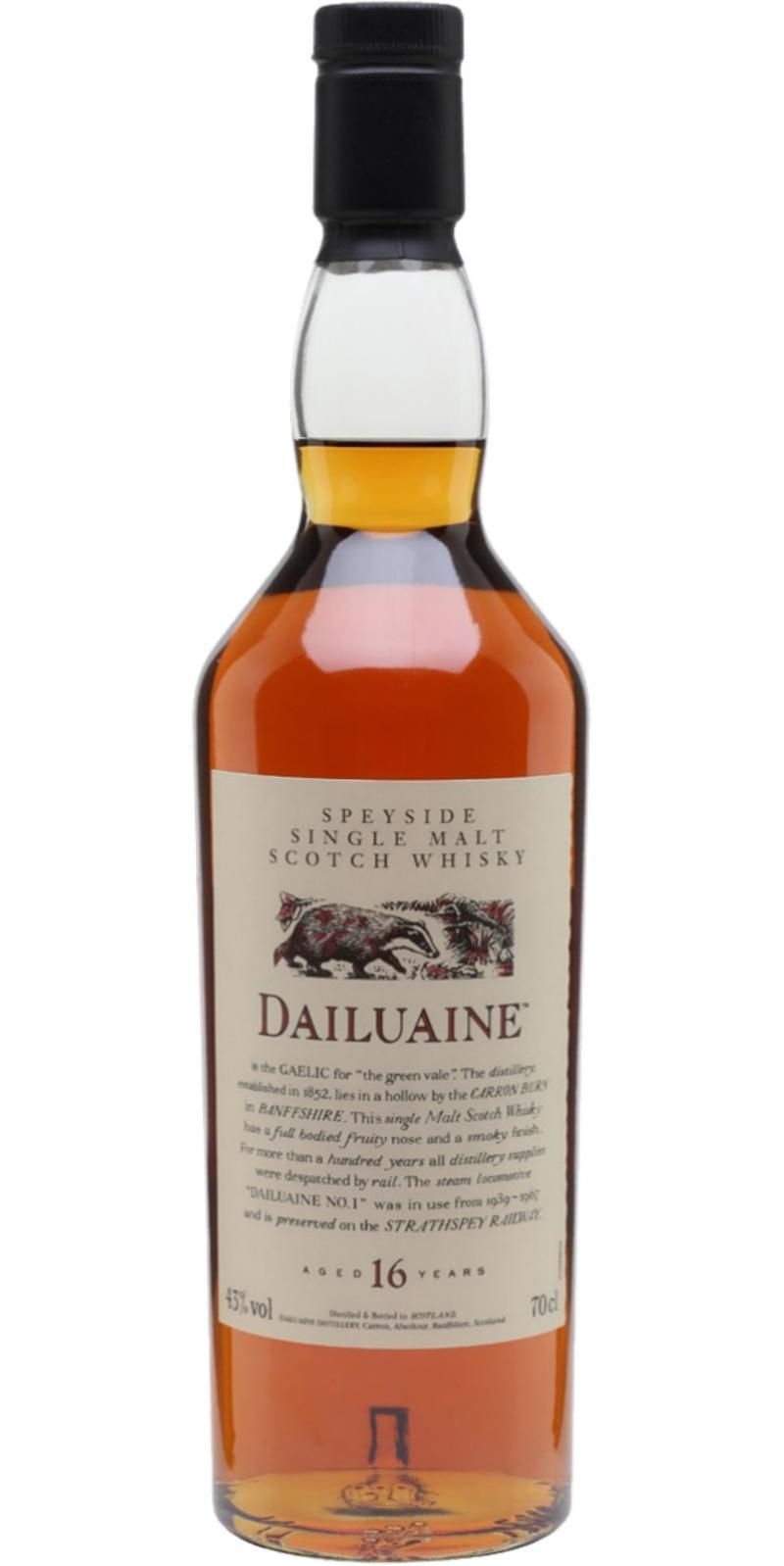 Dailuaine 16-year-old