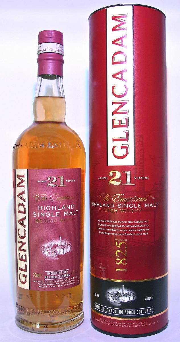 Glencadam 21-year-old