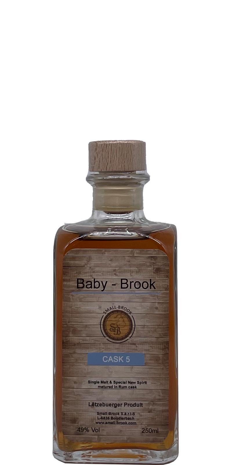 Baby - Brook Cask 5