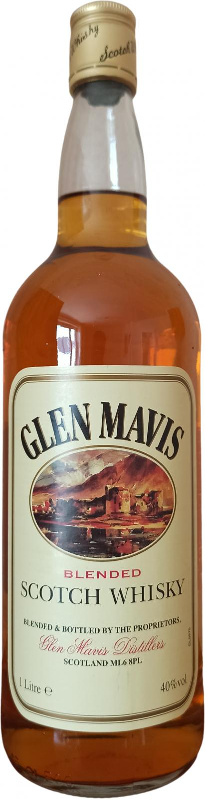 Glen Mavis NAS