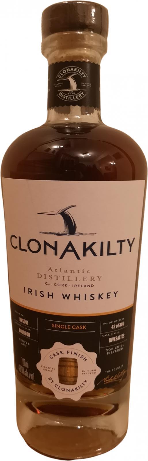 Clonakilty Rivesaltes Cask