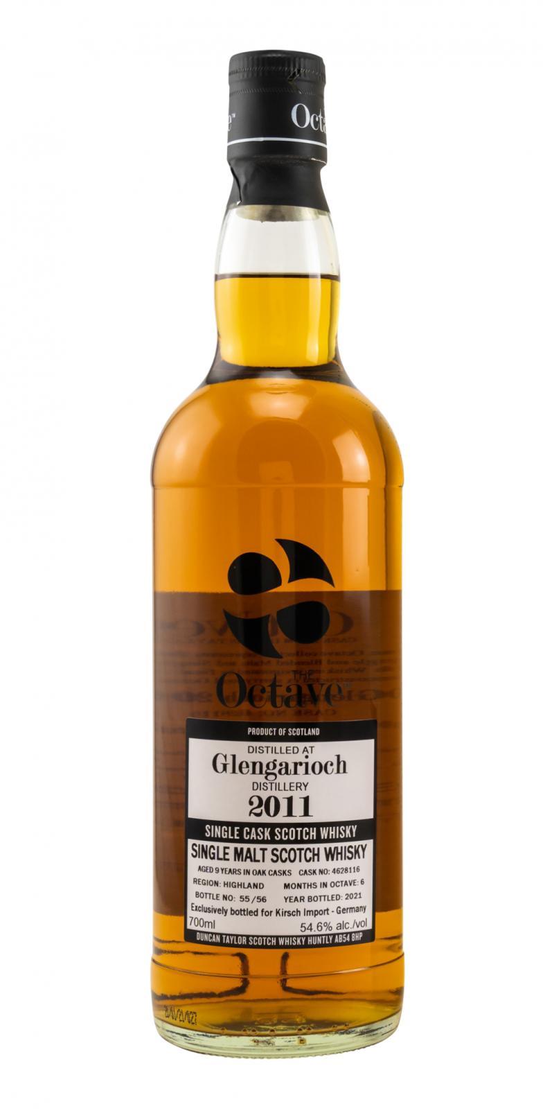 Glen Garioch 2011 DT