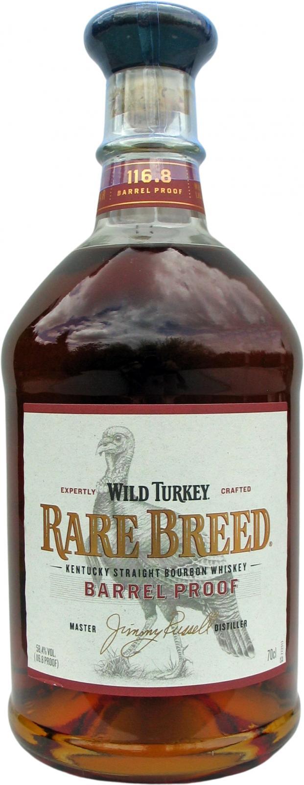 Wild Turkey Rare Breed