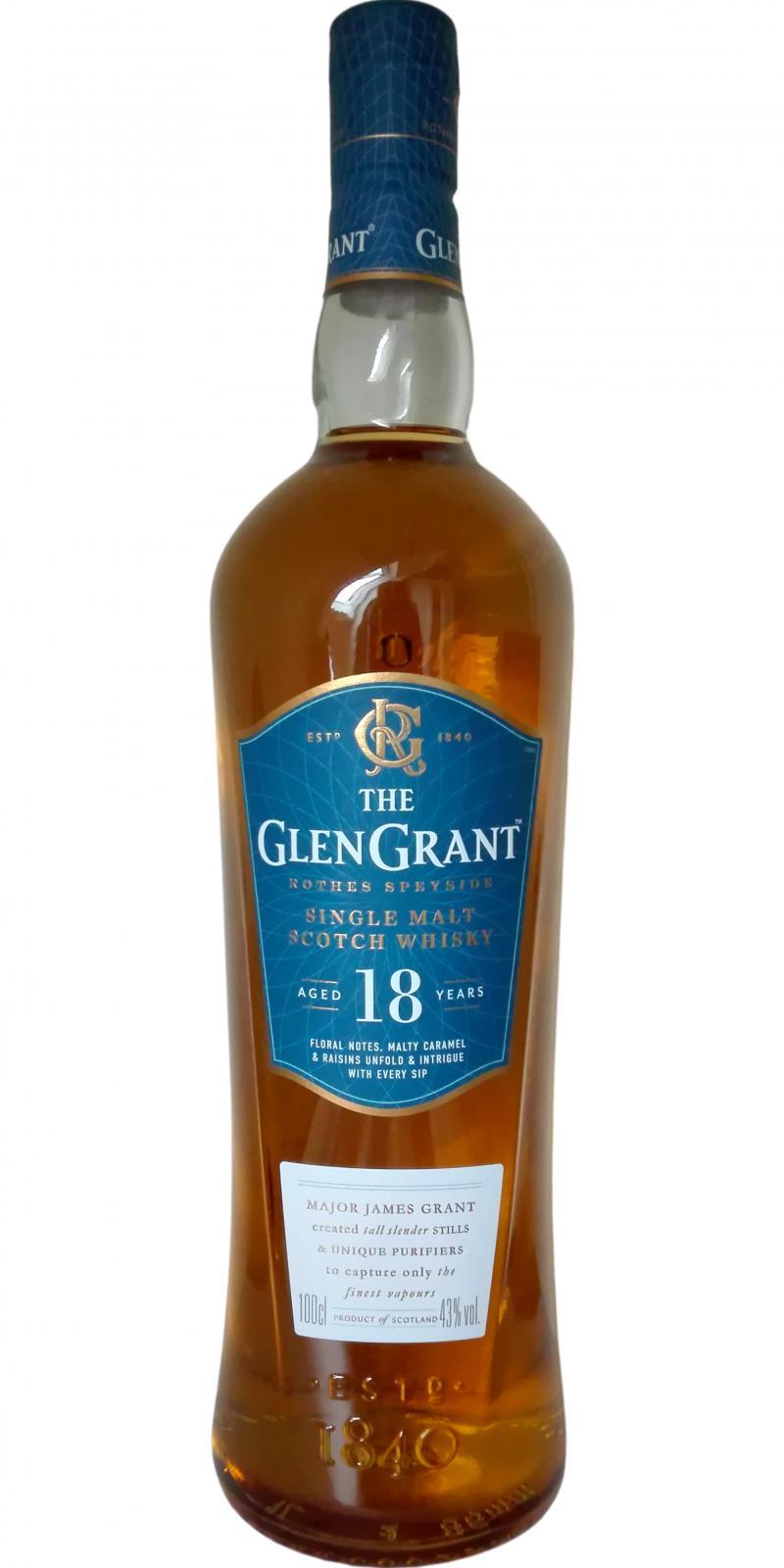 Glen Grant 18-year-old