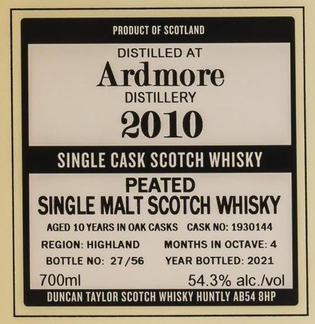 Ardmore 2010 DT