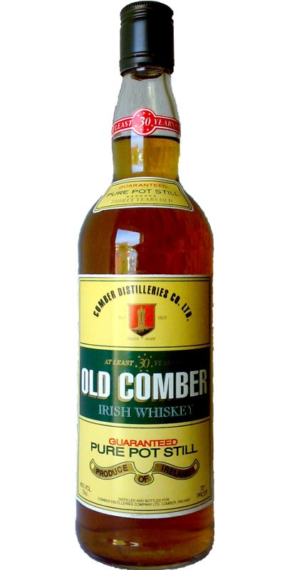 Old Comber 30-year-old
