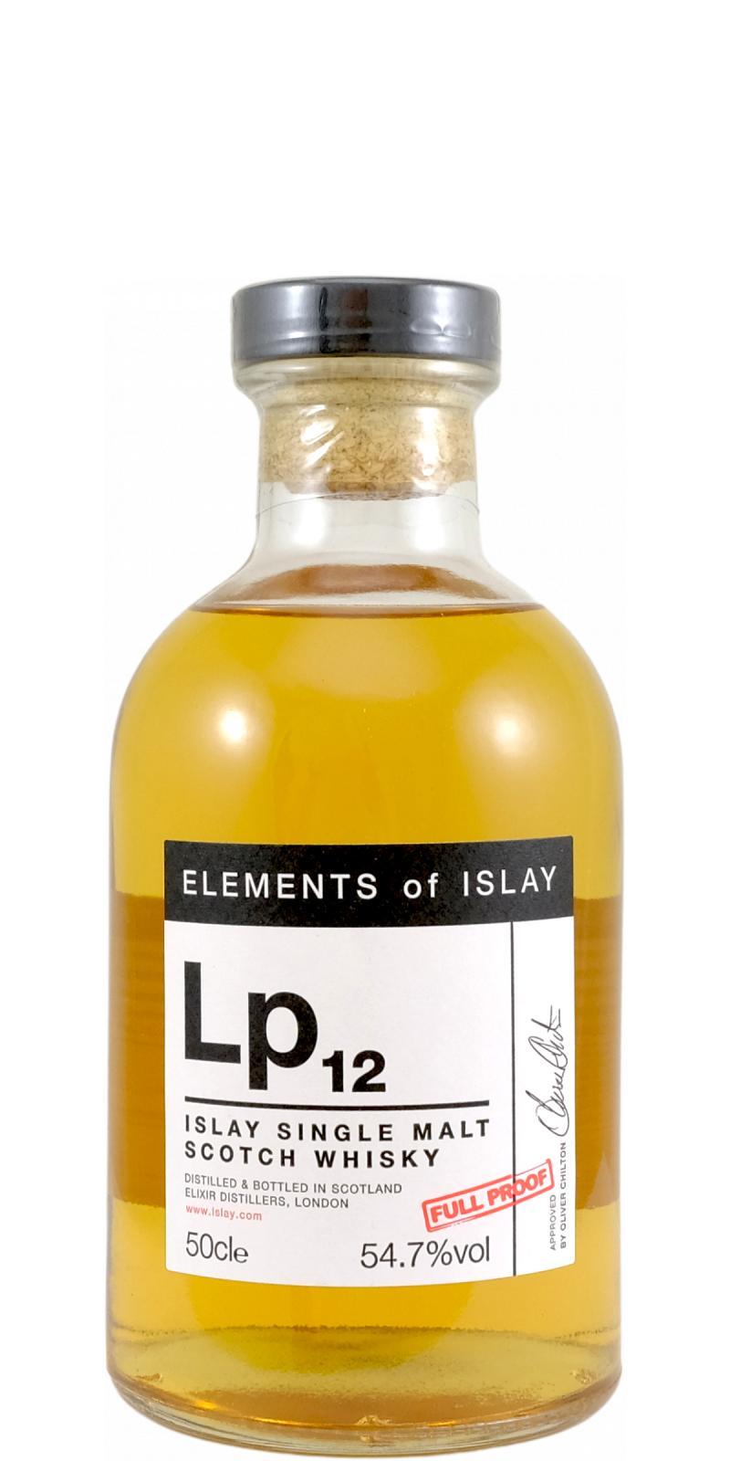 Laphroaig Lp12 ElD