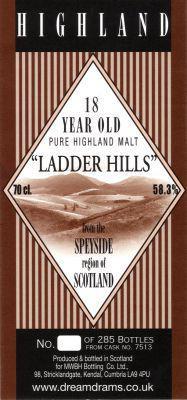 Ladder Hills 18-year-old DrDr