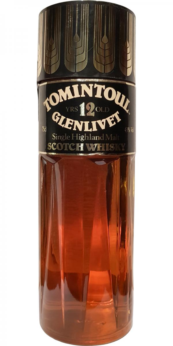 Tomintoul 12-year-old Flacon