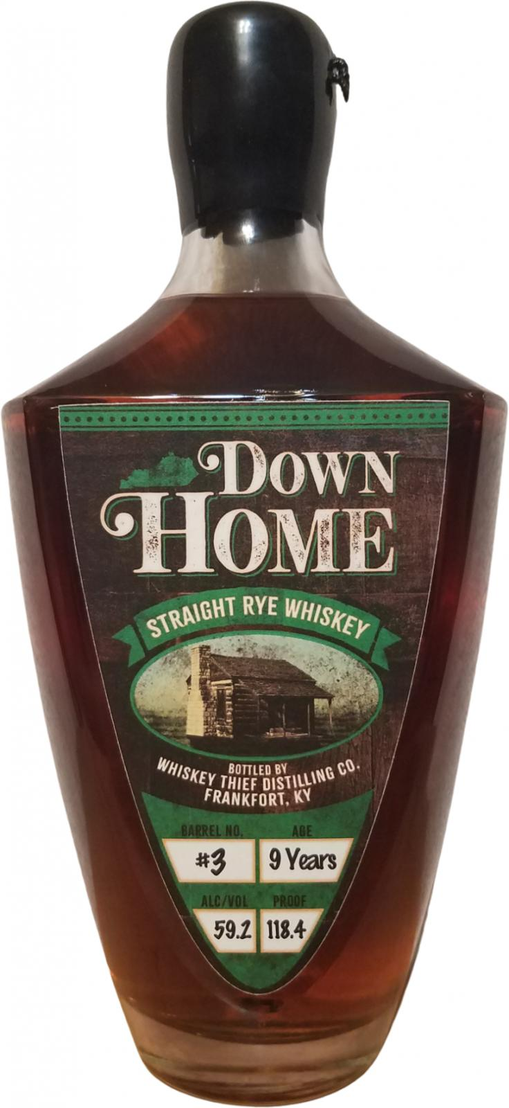 Down Home 9-year-old