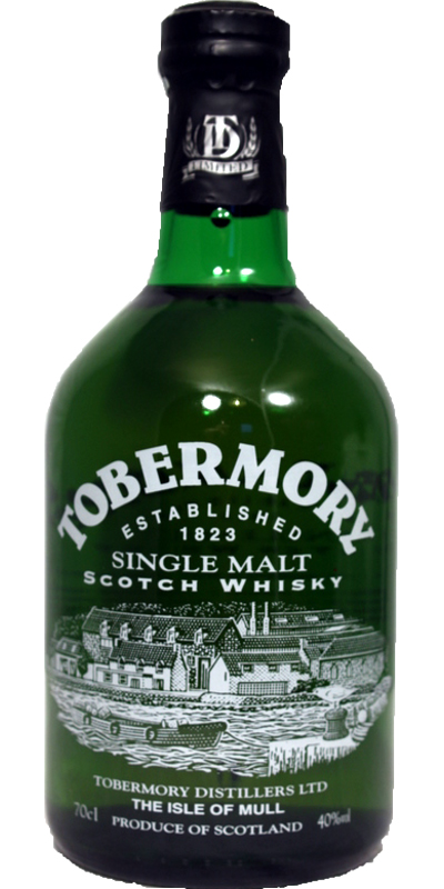 Tobermory Single Malt Scotch Whisky