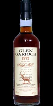 Glen Garioch 1972